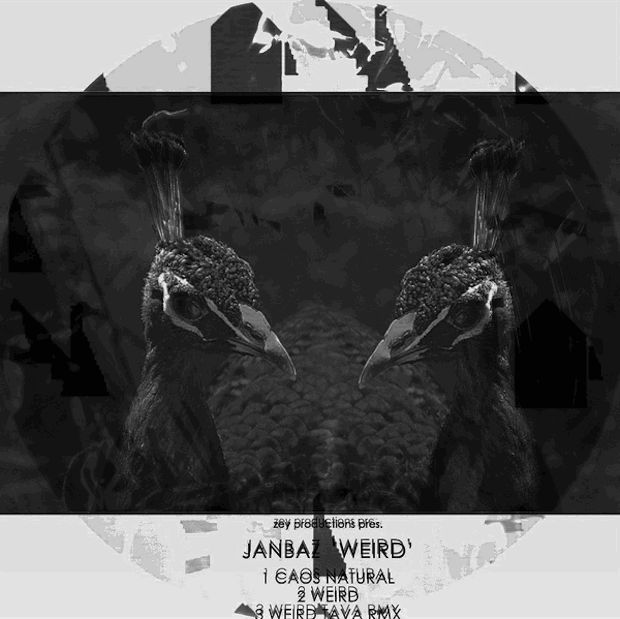 JANBAZ – WEIRD EP [ZEY PRODUCTIONS]