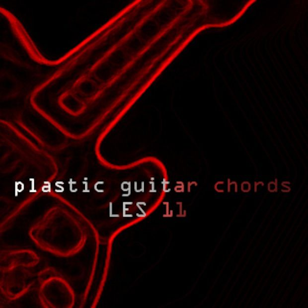 VADIM – PLASTIC GUITAR CHORDS EP [LESIZMOR]