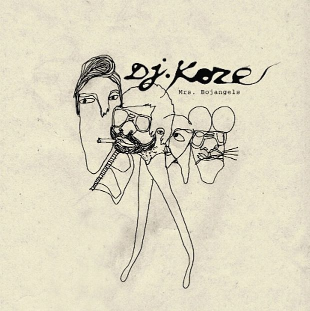 DJ KOZE – MRS BONJANGELS EP [CIRCUS COMPANY]