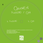 Opuswerk – Fruehling / Oma EP [Pony Play Recordings]