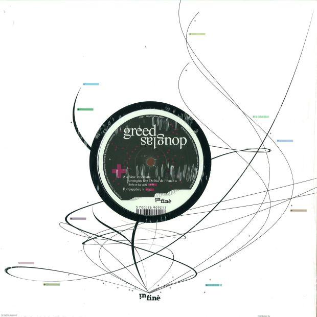 Douglas Greed - New Innertstate Strategies EP