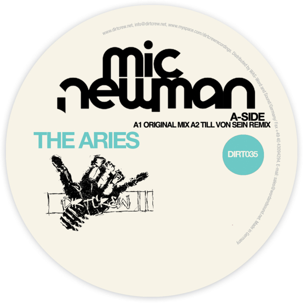 Mic Newman - The Aries