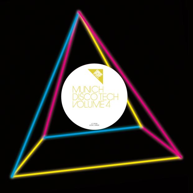 Coyu & Edu Imbernon - Munich Disco Tech Vol. 4