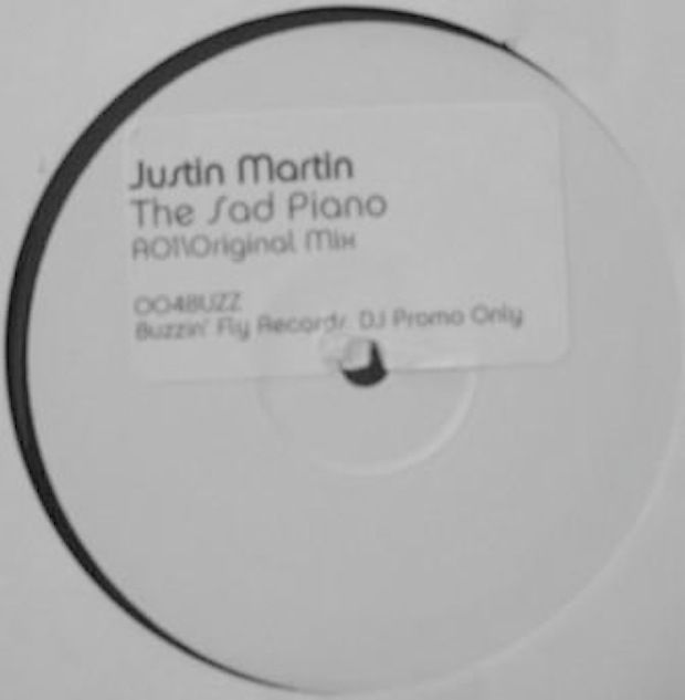 JUSTIN MARTIN – THE SAD PIANO (CHARLES WEBSTER REMIX)