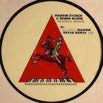 MARTIN EYERER & BENNO BLOME – PIANOROLL REMIXES EP [GREAT STUFF]