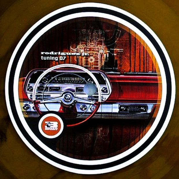 RODRIGUEZ JR – TUNING 07 EP [BOXER RECORDINGS]