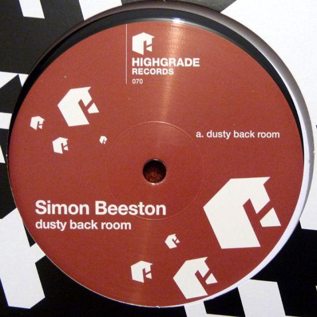 SIMON BEESTON – DUSTY BACK ROOM [HIGHGRADE RECORDS]