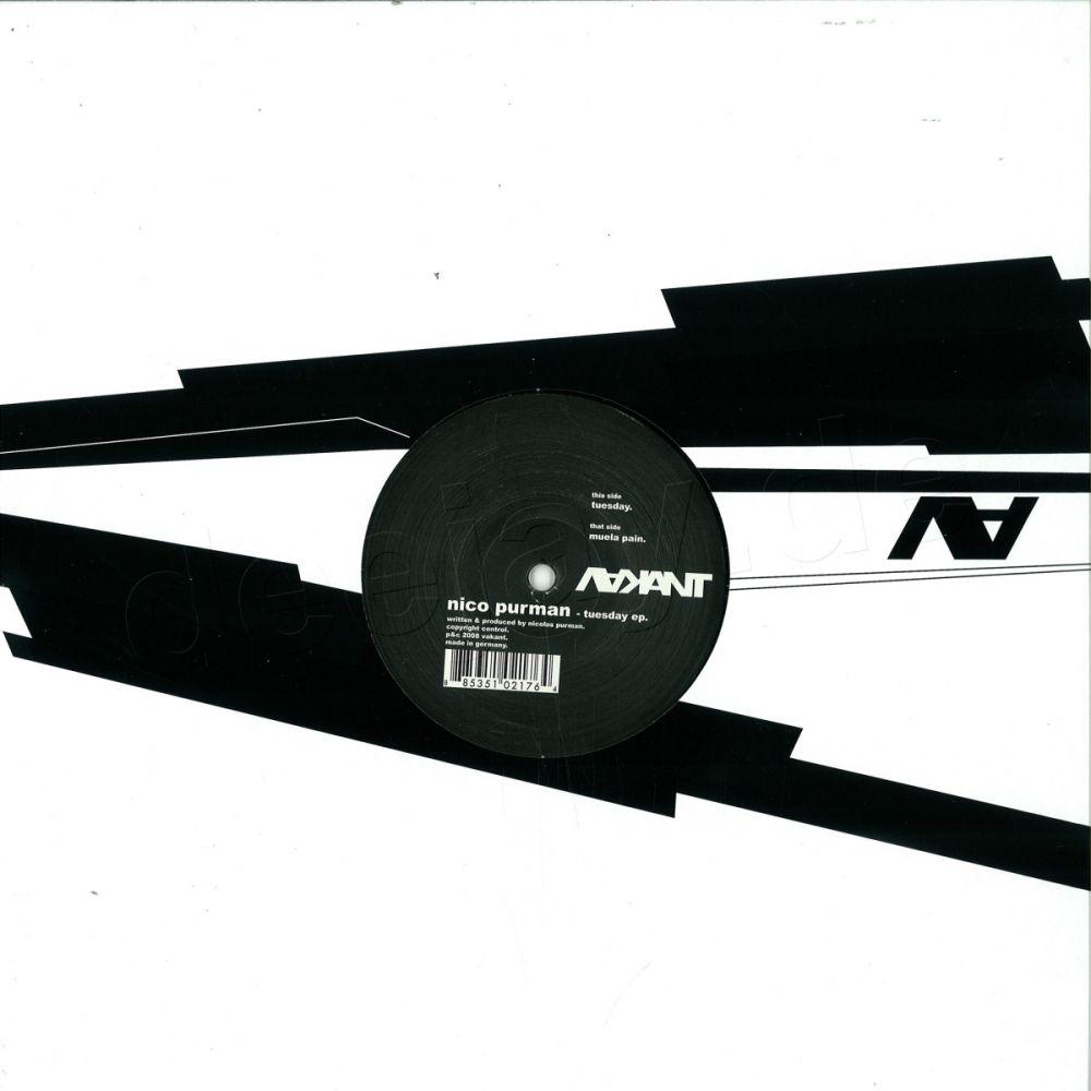 NICO PURMAN – RHAPSODIES EP [VAKANT]