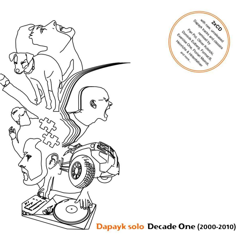 DAPAYK SOLO – DECADE ONE [MO'S FERRY]