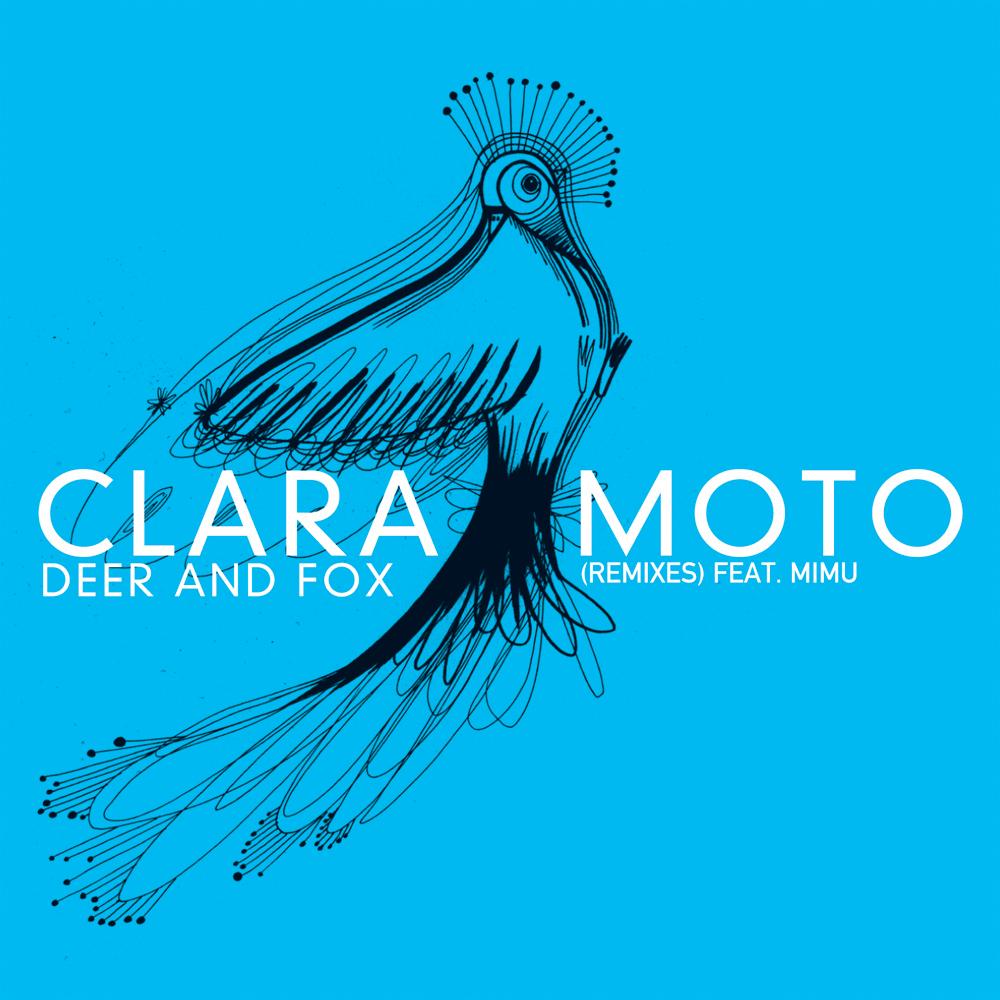 Clara Moto - Deer & Fox Feat. Mimu Remixes [Infiné]