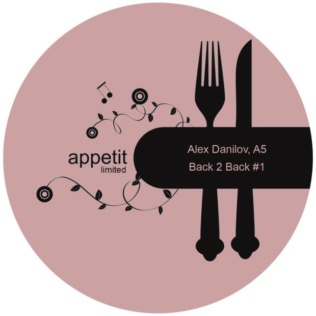ALEX DANILOV & A5 – BACK TO BACK VOL.1 [APPETIT MUSIC]