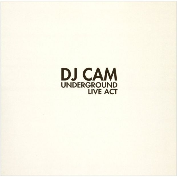 DJ CAM – UNDERGROUND LIVE ACT [INFLAMMABLE RECORDS]