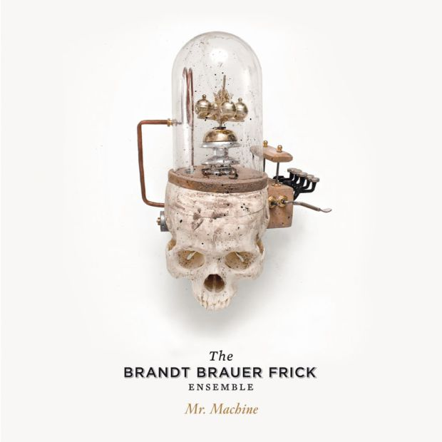 THE BRANDT BRAUER FRICK ENSEMBLE – MR. MACHINE [!K7 RECORDS]