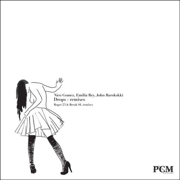Nico Gomez, Emilia Rey & John Barokskki - Drops EP [Poisson Chat Musique]