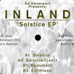 Ed Davenport presents Inland – Solstice [Counterchange]