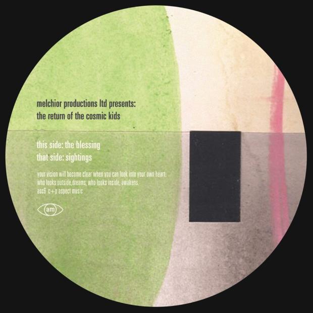 Melchior Prod Ltd - The Return Of The Cosmic Kids [Aspect Music]