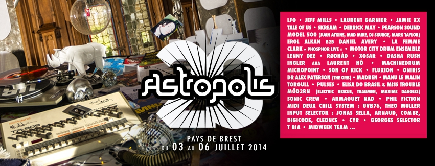 Festival Astropolis #20