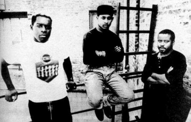 Kevin Saunderson, Derrick May & Juan Atkins