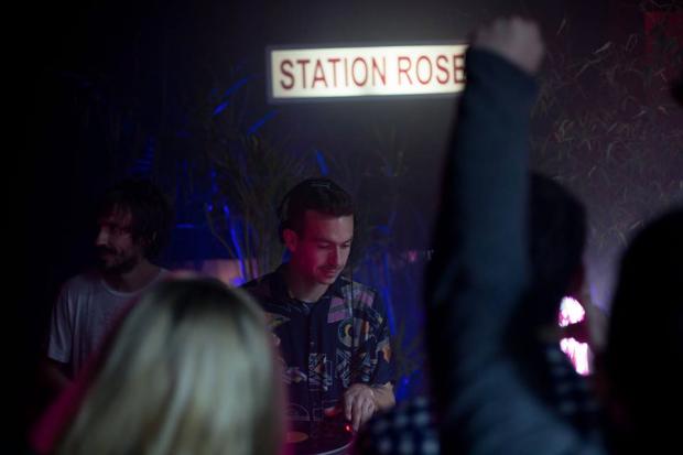 Aer. Station Rose Input Selector Podcast