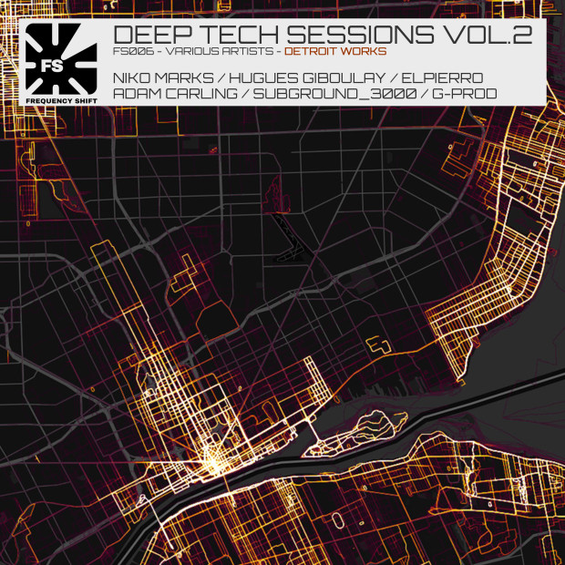 VA - Deep Tech Sessions Vol.2 [Frequency Shift]
