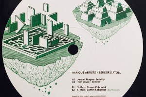 V/A – ZENDER'S ATOLL [SOUNDS BENEFIT]