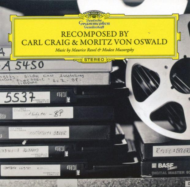 Carl Craig & Moritz Von Oswald - Re-Composed