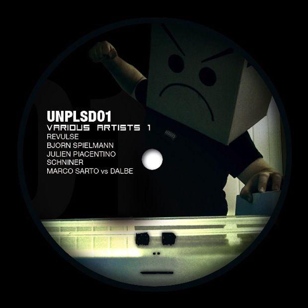 VARIOUS ARTISTS – UNPLSD01 EP [UNPLEASED RECORDS]
