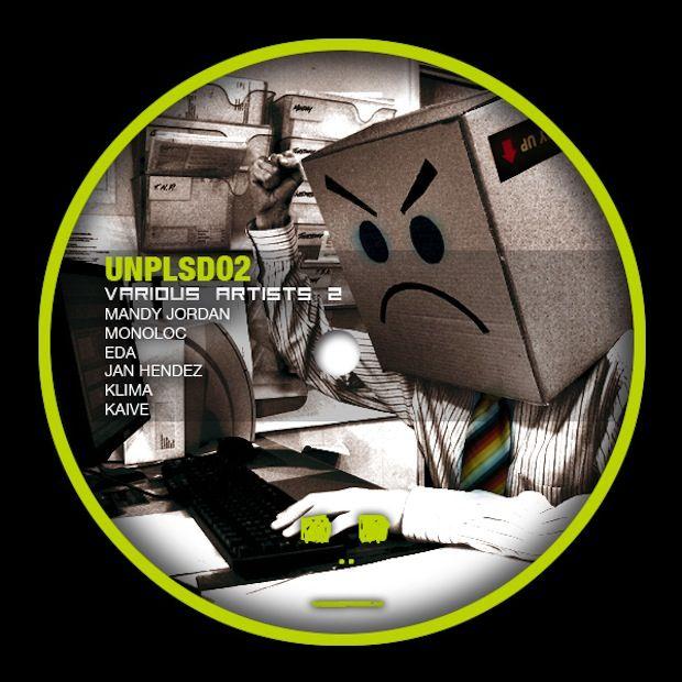 Various Artists - UNPLSD02 EP [Unpleased Records]