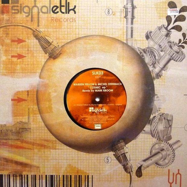 WARREN FELLOW & MICHEL STEINBACH – COSMIC EP [SIGNALETIK]