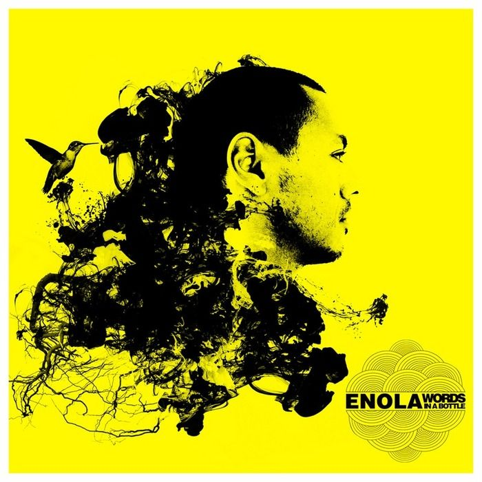 ENOLA – WORDS IN A BOTTLE EP [INITIAL CUTS]