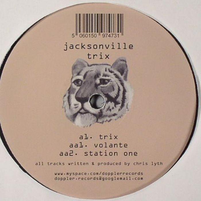 JACKSONVILLE – TRIX EP [DOPPLER RECORDS]