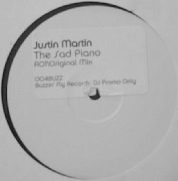 JUSTIN MARTIN – THE SAD PIANO (CHARLES WEBSTER REMIX)