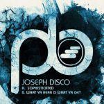 Joseph Disco - Sophisticated EP [Plattenbank]