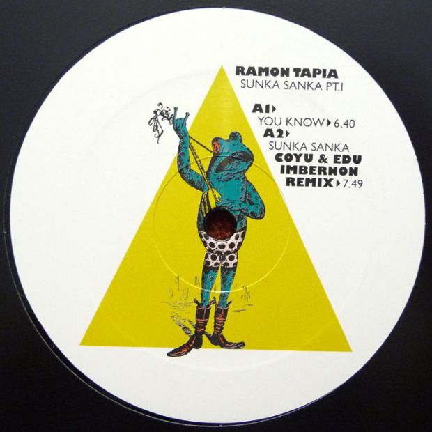 Ramon Tapia - Sunka Sanka Pt. 1 EP [Great Stuff]