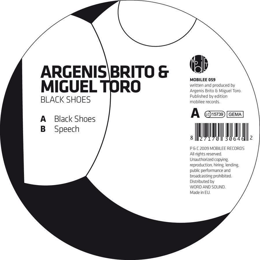 ARGENIS BRITO & MIGUEL TORO – BLACK SHOES EP [MOBILEE]