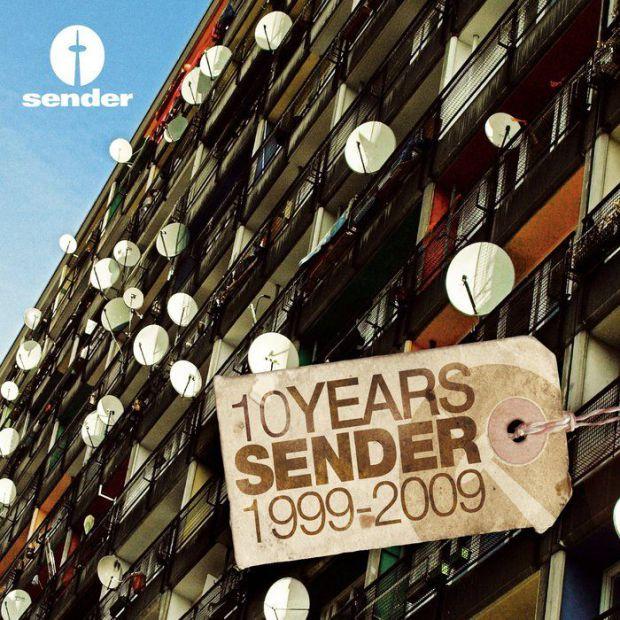 VARIOUS ARTISTS – 10 YEARS SENDER [SENDER RECORDS]