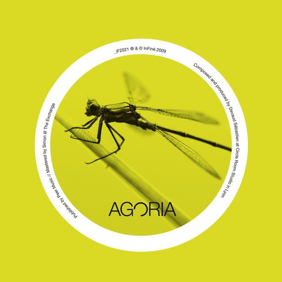 AGORIA – LIBELLULES : MAGNOLIA EP [INFINÉ]