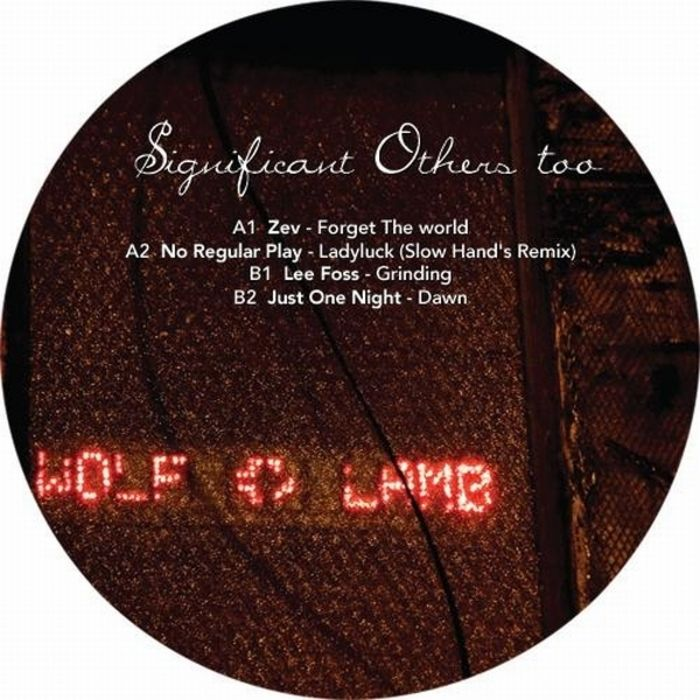 SIGNIFICANT OTHERS TOO EP [WOLF + LAMB]