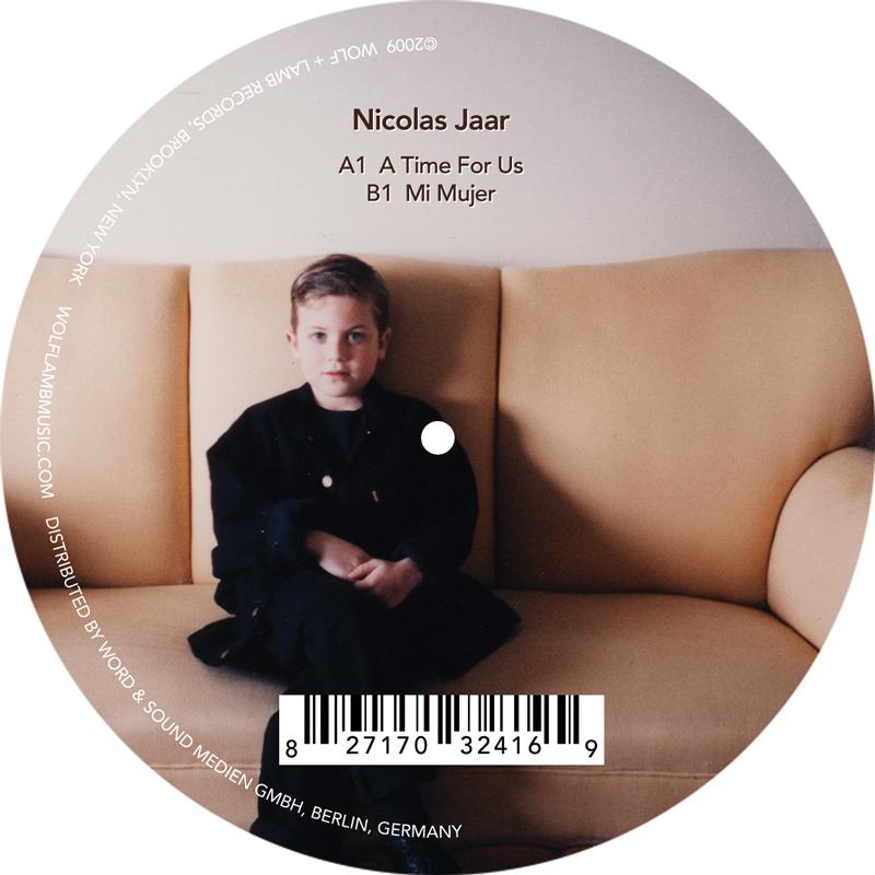 Nicolas Jaar - Time For Us EP [Wolf + Lamb]
