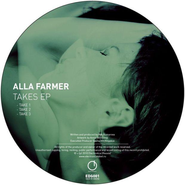 ALLA FARMER – TAKES EP [ELECTRONICA]