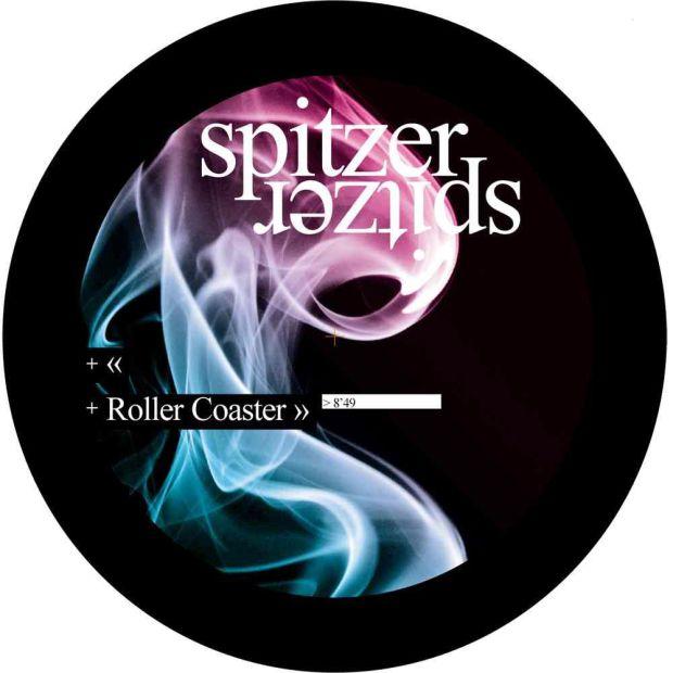 SPITZER – ROLLER COASTER EP [INFINÉ]