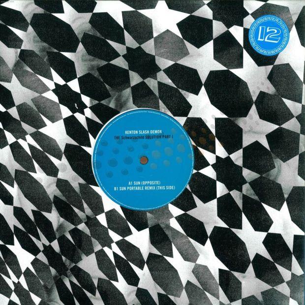 Kenton Slash Demon - Sun EP [Tartelet Records]