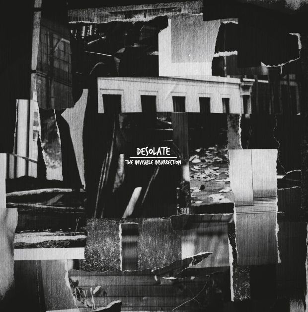 DESOLATE – THE INVISIBLE INSURRECTION [FAUXPAS MUSIK]