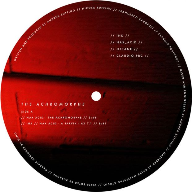 VARIOUS ARTISTS – THE ACHROMORPHE [ACONITO RECORDS]