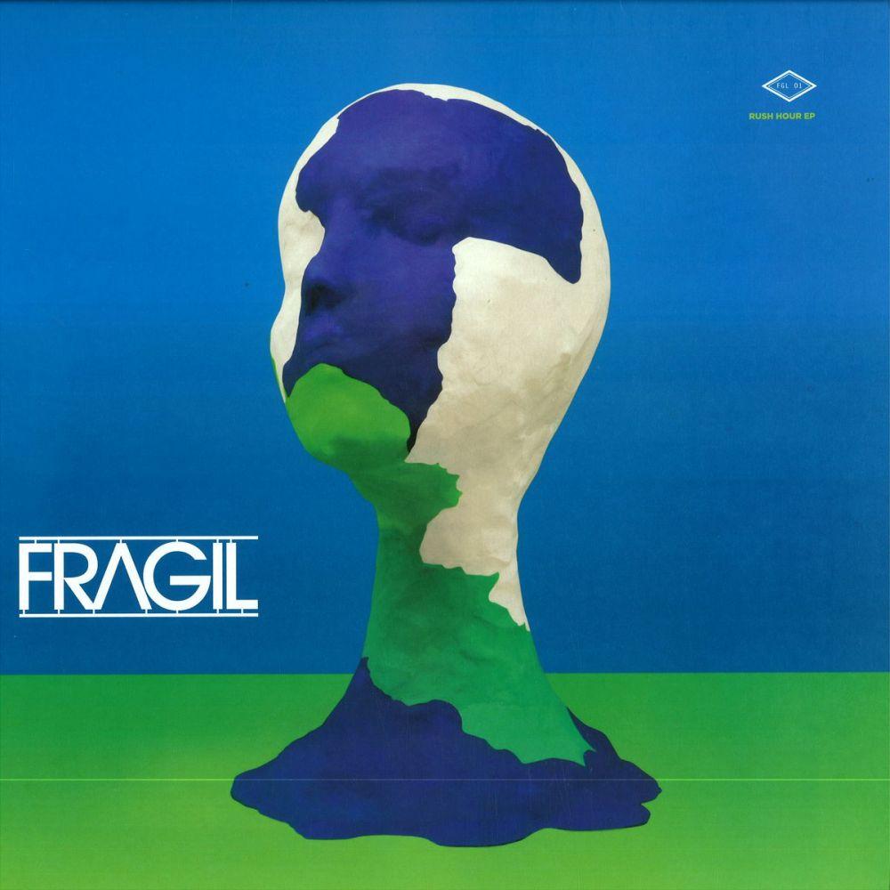 CEDRIC BORGHI – RUSH HOUR EP [FRAGIL MUSIQUE]
