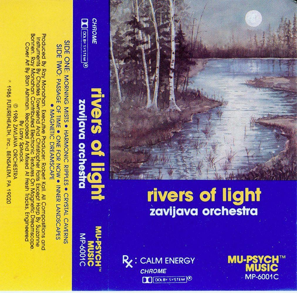 ZAVIJAVA ORCHESTRA – RIVERS OF THE LIGHT [MU-PSYCH MUSIC]