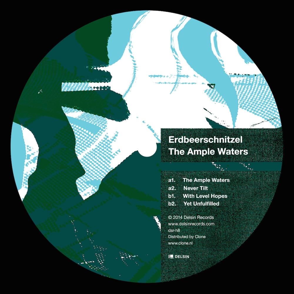 Erdbeerschnitzel - The Ample Waters EP [Delsin Records]