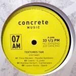 VA - Textures 7AM [Concrete Music]